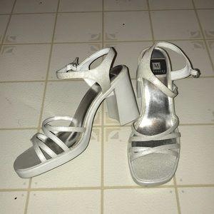 90s Chunky Heel